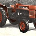 Kubota L175 Traktor (Quelle: Kubota)