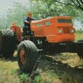Kubota M4500 Kompakttraktor (Quelle: Kubota)