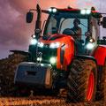 Kubota M7133 Traktor (Quelle: Kubota)