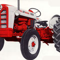 Ford 841 Traktor aus der Serie 801 Powermaster(Quelle: CNH)
