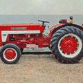 IHC V353 Schmalspurtraktor (Quelle: Hersteller)