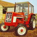 IHC 354 Traktor mit Kabine (Quelle: Hersteller)