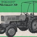 Fendt Farmer 1D (Quelle: AGCO Fendt)