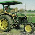 John Deere 950 Kompakttraktor (Quelle: John Deere)