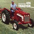 IHC 424 Traktor (Quelle: Hersteller)