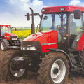Case IH MX 100C (Quelle: Case IH)