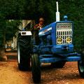 Ford 5095 Traktor (Quelle: CNH)