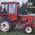 Belarus T-30 Traktor (Quelle: Belarus)