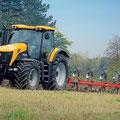 JCB Fastrac 7230 Traktor (Quelle: JCB)