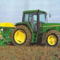 John Deere 6506 Traktor (Quelle: John Deere)