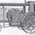 IHC Type B20HP Traktor (Quelle: Hersteller)