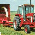 IHC Hydro 186 Traktor mit Kabine (Quelle: Hersteller)