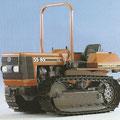 Fiatagri 55-85 Raupentraktor (Quelle: CNH)