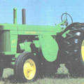 John Deere 80 Diesel Traktor (Quelle: John Deere)
