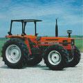 AGCO-Allis 5680 Allradtraktor (Quelle: AGCO)