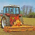 IHC Hydro 84 Traktor (Quelle: Classic Tractor Magazine)