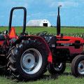 AGCO-Allis 5650 Traktor (Quelle: AGCO)