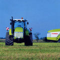 Claas Challenger 35, 45, 55 (Quelle: Claas)
