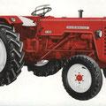 IHC McCormick D-439 Traktor (Quelle: Hersteller)