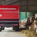Schuitemaker Feedo 80-13 Futterverteilwagen (Quelle: Schuitemaker)