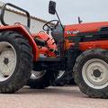 Kubota GL368 Traktor (Quelle: Hersteller)
