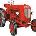 Fahr D30 Traktor (Quelle: SDF Archiv)