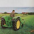 John Deere Lanz 200 Traktor (Quelle: John Deere)