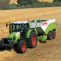 Claas Ares 826 RZ (Quelle: Claas)