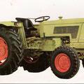 Hanomag Granit 500/1 Traktor (Quelle: Hersteller)
