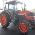 Kubota GM90 Allradtraktor (Quelle: JU-Motors)