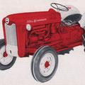 """Ford 651 Traktor aus der """"workmaster"""" Serie (Quelle: CNH)"""