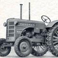 Hanomag R22 Traktor (Quelle: Hersteller)