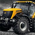 JCB Fastrac 7270 Traktor (Quelle: JCB)