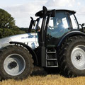 Lamborghini R6.160 Traktor (Quelle: SDF Archiv)
