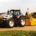 Lamborghini Champion 180 Traktor (Quelle: SDF Archiv)