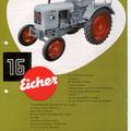 Eicher ED 110/II