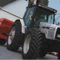 AGCO White 6810 Traktor (Quelle: AGCO)