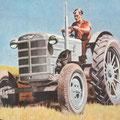 Hanomag R25 Traktor (Quelle: Hersteller)