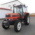 Kubota M1-85 Traktor (Quelle: Maschinio)