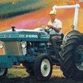 Ford 2610 Traktor (Quelle: CNH)