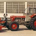 Hürlimann D200A Synchromatic Allradtraktor (Quelle: SDF Archiv)
