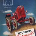 IHC Farmall DF25 Traktor (Quelle: Hersteller)
