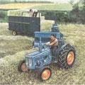Fordson Super Dexta Traktor (Quelle: CNH)