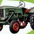 Hanomag R24 Traktor (Quelle: Hersteller)