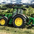 John Deere 6110MC Traktor (Quelle: John Deere)
