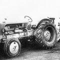 Lamborghini 4R Traktor (Quelle: SDF Archiv)