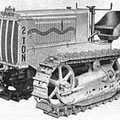 Caterpillar Holt 2-ton (Quelle: Caterpillar)