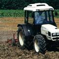 Lamborghini Sprint 664-60 Traktor mit Kabine und Allradantrieb (Quelle: SDF Archiv)