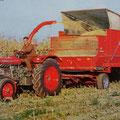 Hürlimann D115 Traktor (Quelle: SDF Archiv)