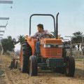 Kubota L4150 Traktor (Quelle: Kubota)